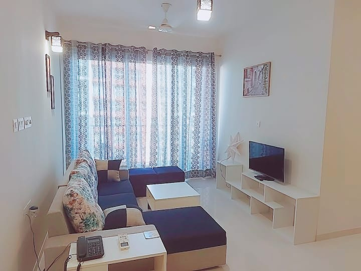 AC 2 bedroom Apartment ID: 19402779