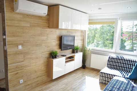 COSY APARTMENT with air condition