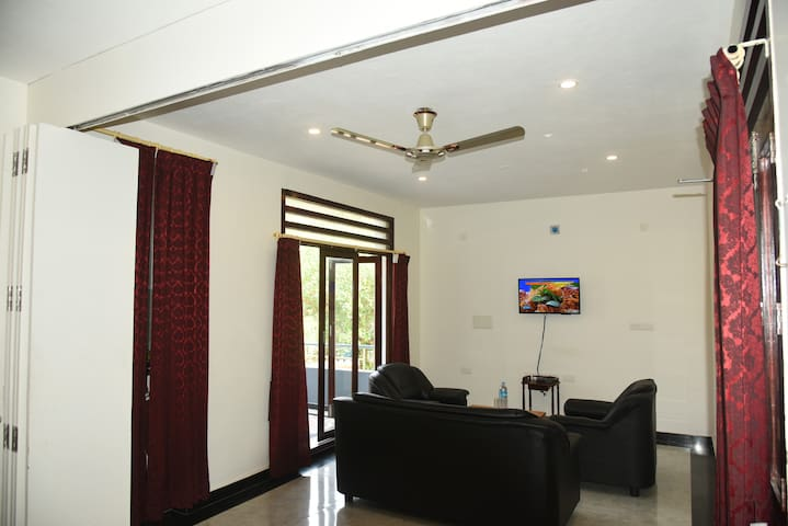 Russian 3x1bhk Home stay @ Auroville