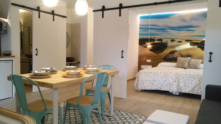 Kaixo GRAND FAMILY 6p-Apartam 2 hab con parking