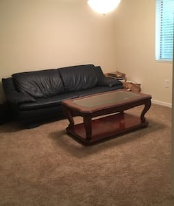 Cozy living room, 5min from airport - Tampa - Wohnung