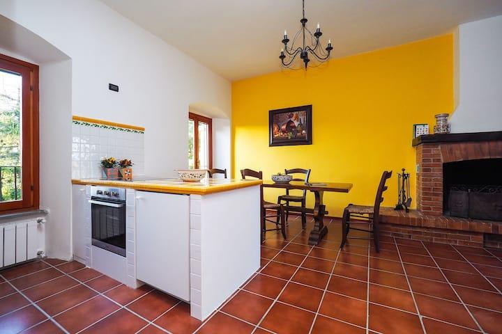 Appartamento sulle colline a Tagliolo Monferrato