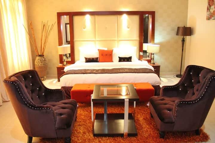 Palazzo Dumont Hotel  24 Chevron Dr Lekki Lagos