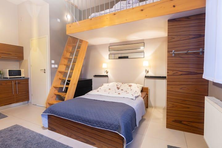 Apartament nr 13, 2-3osobowy