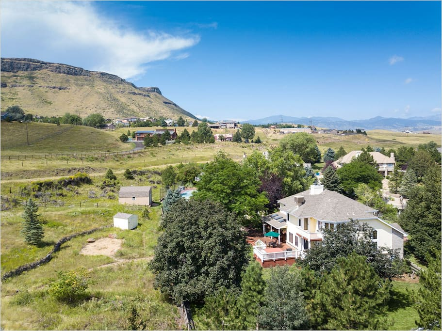 The Property & North Table Mountain