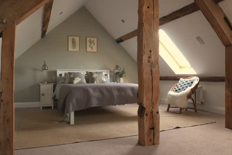 The Nook - Detached Retreat 10 min from Shrewsbury
