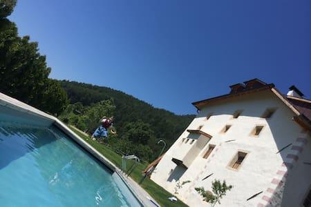 """Mitterstiller"" Dolomites-Relais - Ritten"