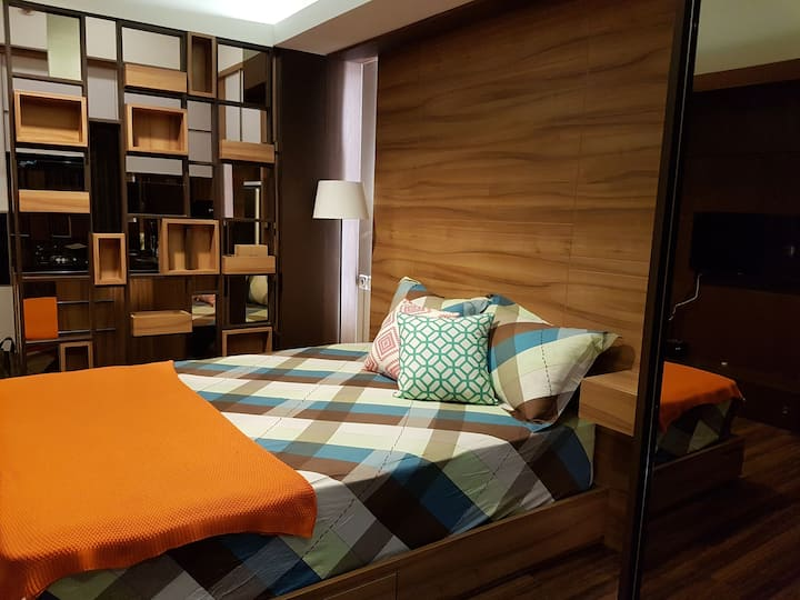 Stroll to Bandung interest Places from Cozy Studio
