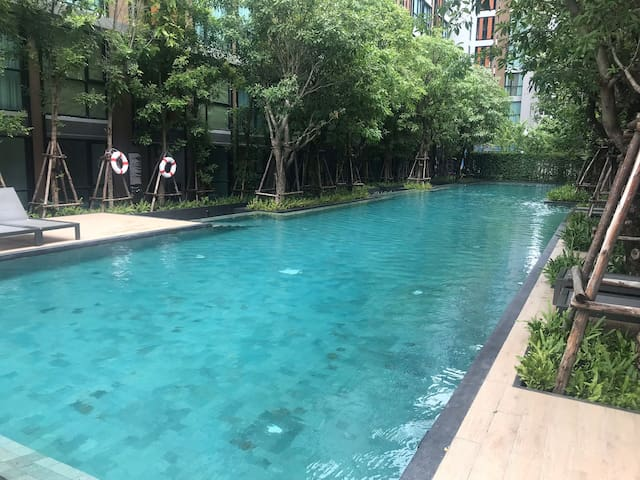LovelyCondo@Near.Thonglo.BTS&Gym-Pool.check-in24h