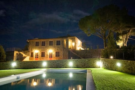 Vine Cantina 1BR Apartment with pool in Tuscany - Montalcino