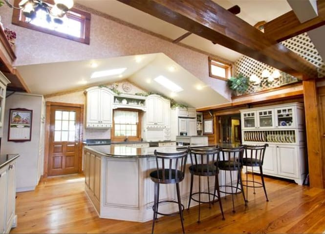 Private Wing of Mountain House - Boulder - House