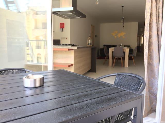 Mikasa Apartment