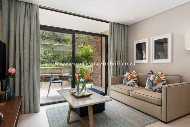 Superb 1 Bed Zimbali Suites Garden-Facing