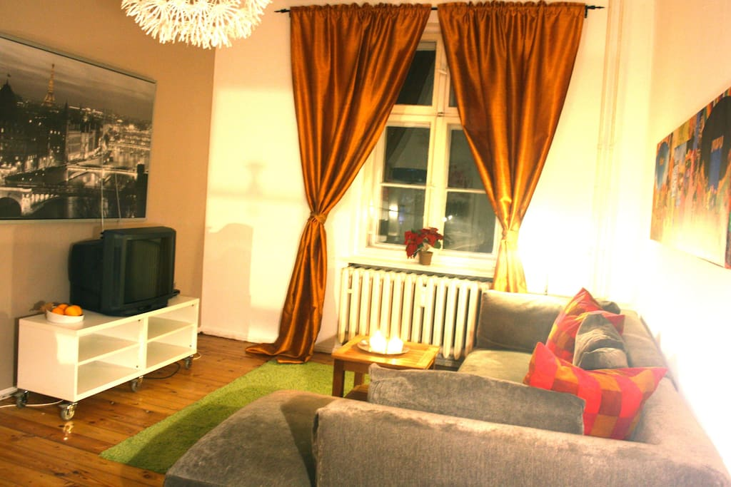 A cosy and warm flat in Berlin-Mitte/Prenzlauer Berg