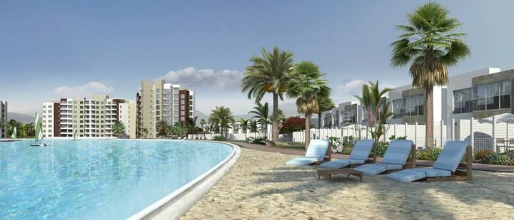 Casa Dreams Lagoons con Alberca y una gran estadía