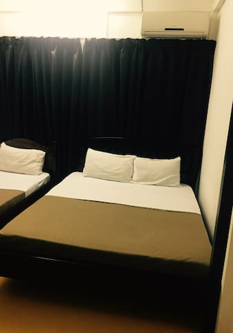 Uncle Guesthouse Budget Triple Room - Kuala Terengganu - Ostello