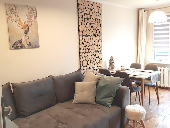 Apartament Mały Jelonek, Uzdrowisko Cieplice, SPA