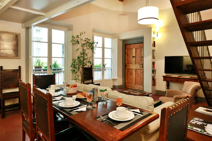 DINING-ROOM AREA