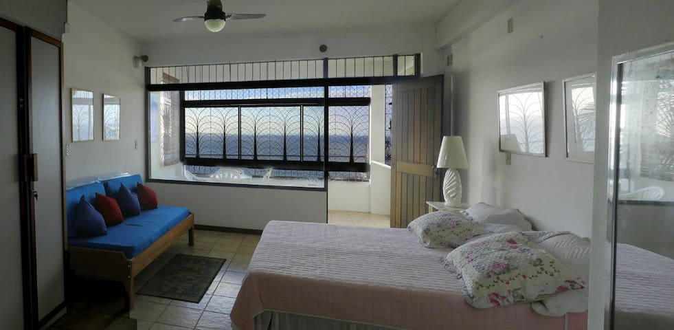 Old Town Vista - Room with Ocean View w/ Balcony