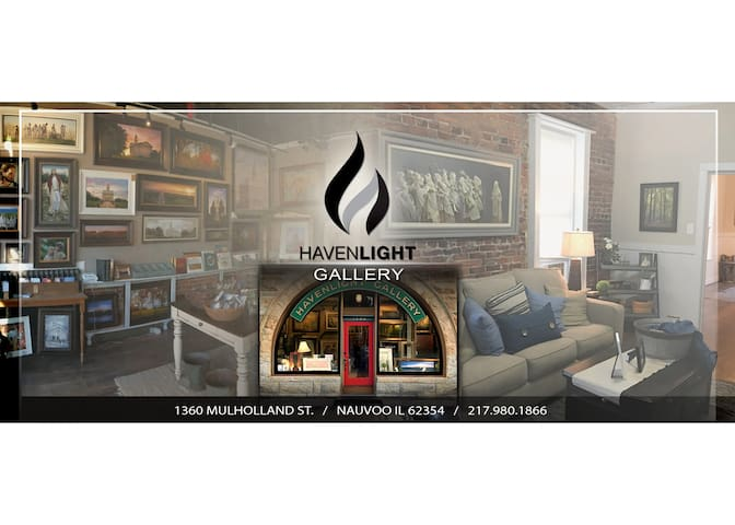 Nauvoo HavenLight Gallery Suites