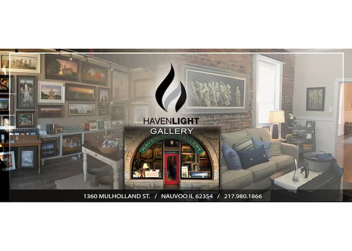 Nauvoo HavenLight Gallery Suites