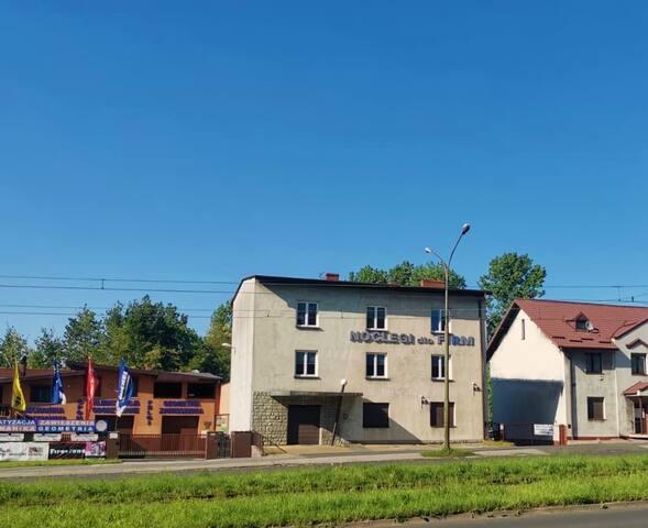 Cheap accommodation Będzin - 4 apartments