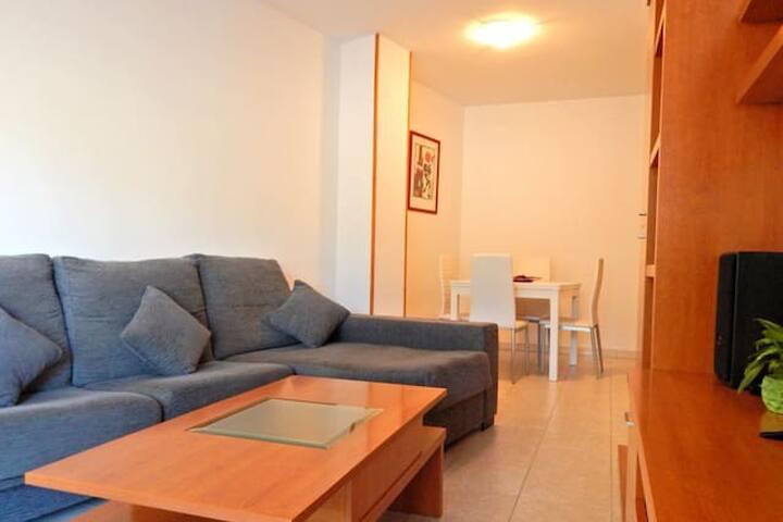 Girona Family Apartment Ronda