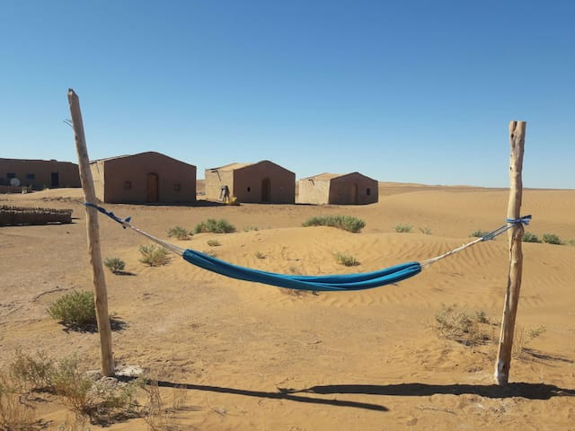 Mhamid desert camp - Mhamid - Barraca