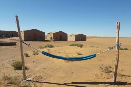 Mhamid desert camp - Mhamid - 小屋