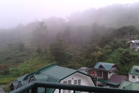 Spacious 5BR Baguio City Transient Vacation House