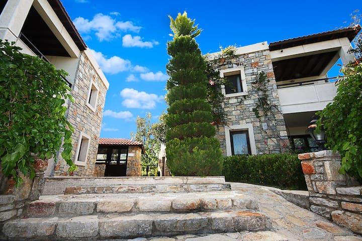 villanaz apart hotel - Bodrum - Apartment