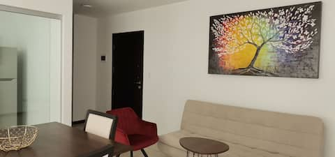 Luxury apartment in exclusive area