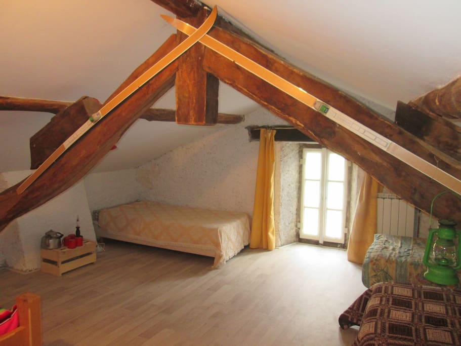 Chambre trappeurs