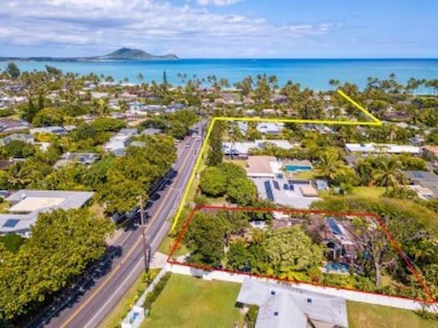 Hawaii Sheffield House Garden Suite: