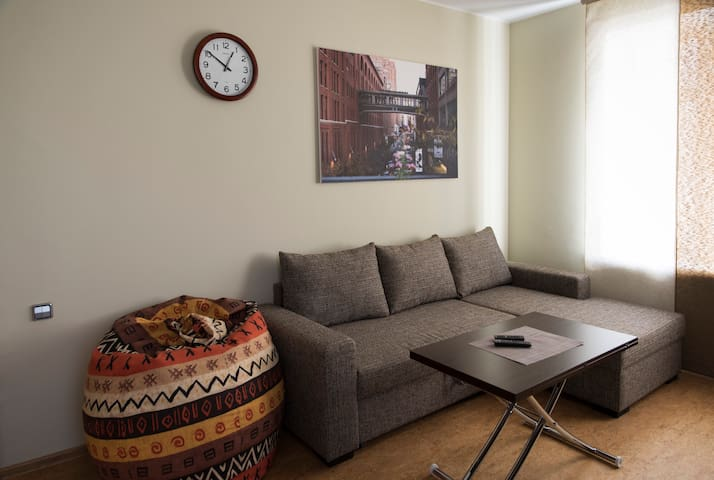 Alexey's Lodge - Novosibirsk - Lägenhet