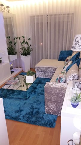 Quarto moderno para 2 adultos com wc - Marrazes - Apartament