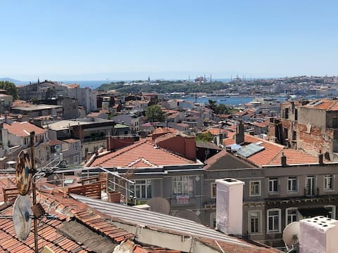 BREATHTAKING OLDCITY VIEW/HEART OF CITY IN TAKSIM3