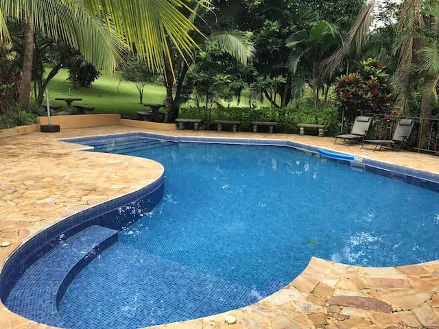La Cascada! Paradise SJO apt#2 - Alajuela - Apartamento