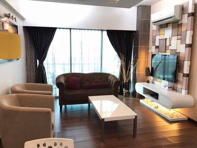 KINTA RIVERFRONT APARTMENT SUITES - URBAN IN STYLE