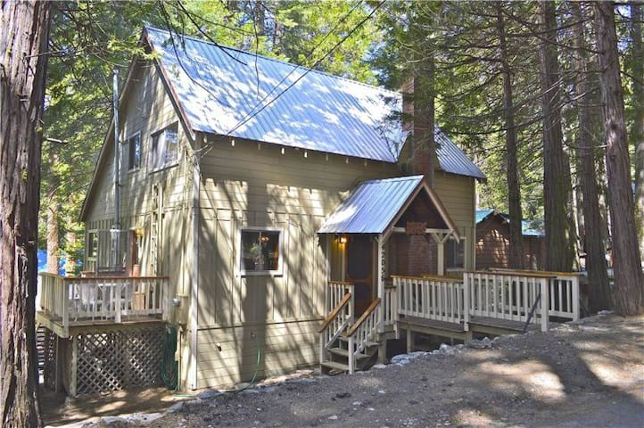 Rocky`s Cabin - Auberry - Appartement