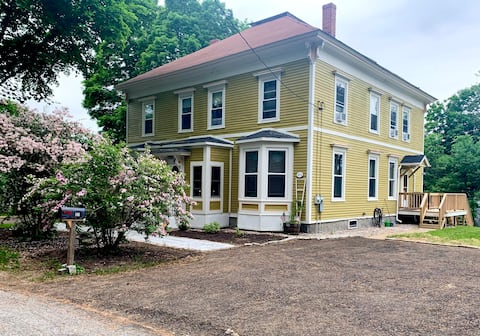 The Hendrick House