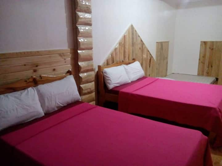 Sagada  accommodation