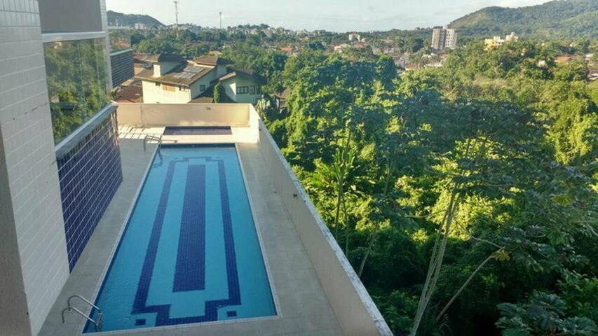 Itagua/Centro - Apartamento Novo e de Alto Padrao!