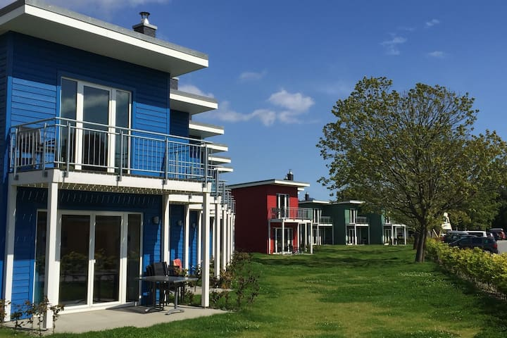 Modern holiday home with dishwasher, located on the Ostsee