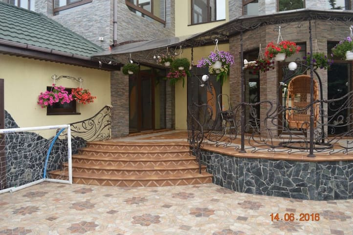 The house near the sea for 6 people in Kryzhanovka - Odessa