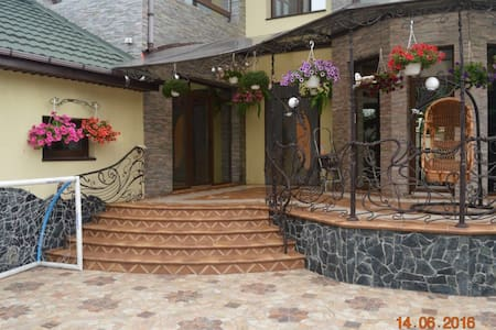 The house near the sea for 6 people in Kryzhanovka - Odessa - Casa