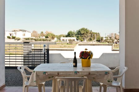Cosy apartment for 6 people - Torre San Giovanni
