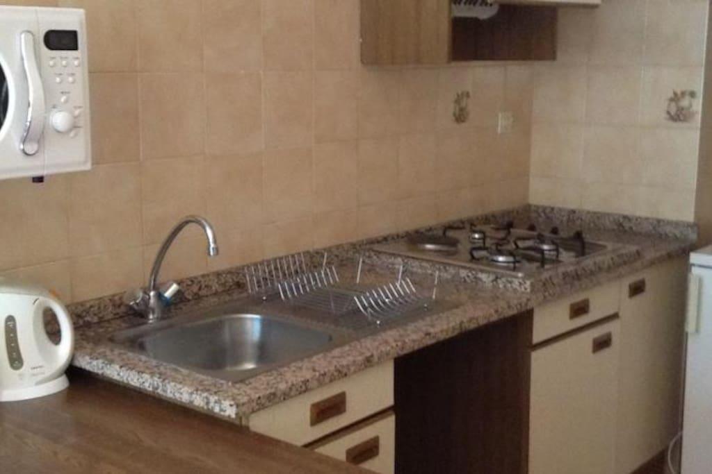 Kitchen - Apartments Bellavista - Soldeu - Andorra