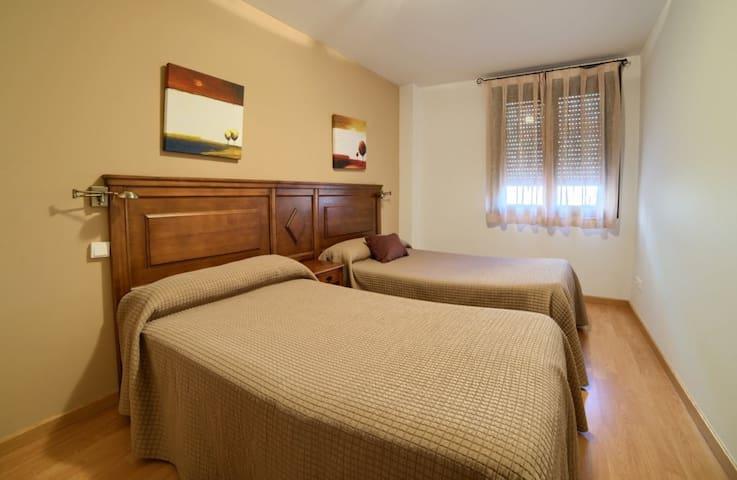 Apartamentos Rurales Sierra de  Gudar - Apartamento 2 habitaciones (6 personas máximo).  - Descuento 15% Estancia minima 4 noches