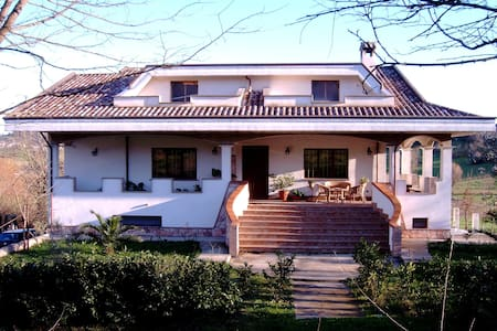 Beautiful Villa surrounded by nature, Relax! - Ripi